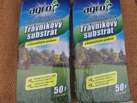 Trávníkový substrát