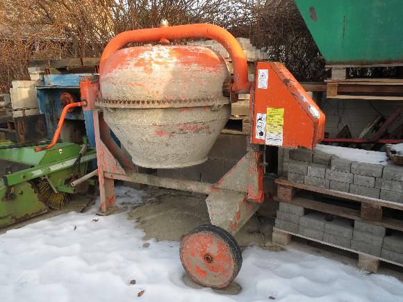 Stavební míchačka Belle BWE 250 KJ, 2.2kW